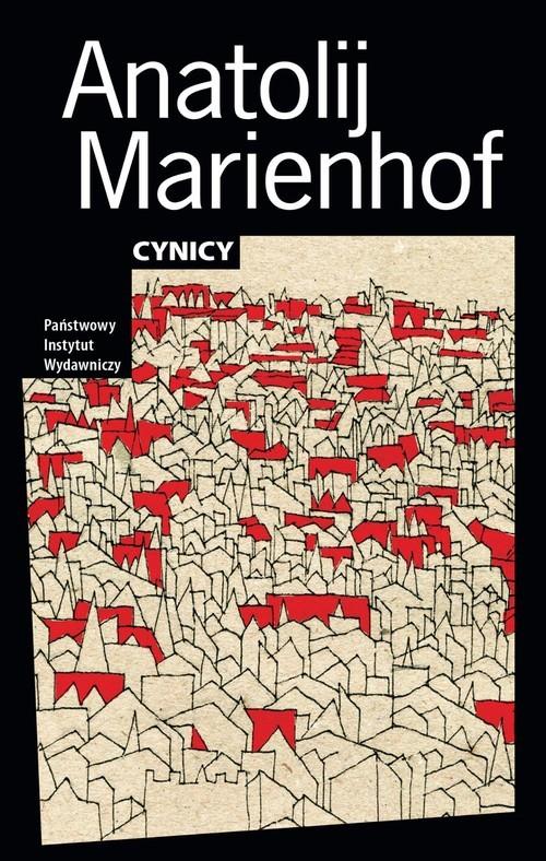 okładka Cynicy, Książka | Marienhof Anatolij