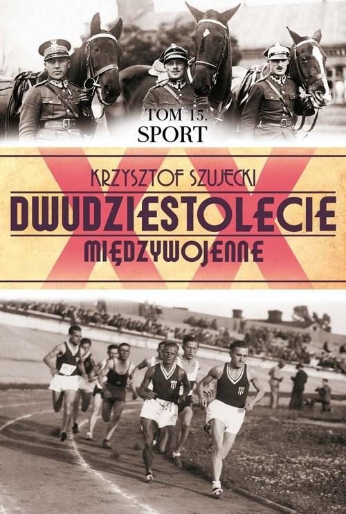 okładka Sport, Książka | Szujecki Krzysztof