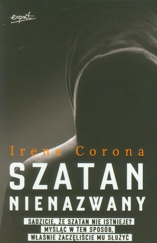 okładka Szatan nienazwany, Książka | Corona Irene