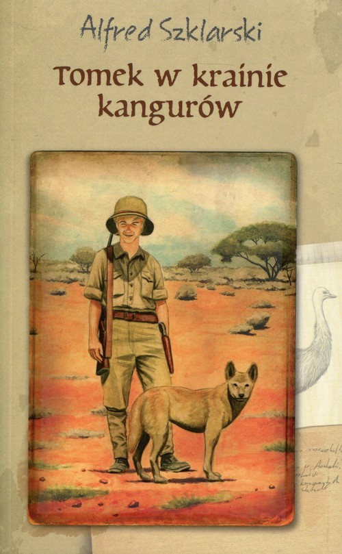 okładka Tomek w krainie kangurów, Książka | Szklarski Alfred