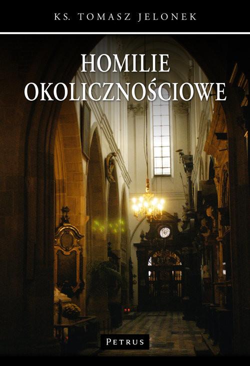okładka Homilie okolicznościowe 2, Książka   Jelonek Tomasz