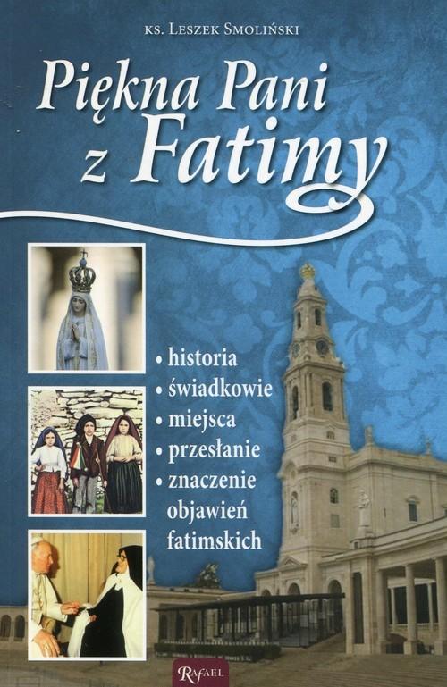 okładka Piękna Pani z Fatimy, Książka | Smoliński Leszek