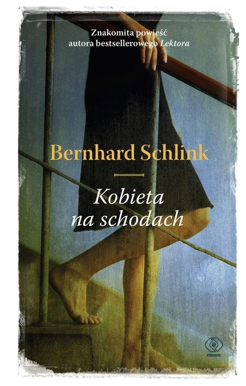 okładka Kobieta na schodach, Książka | Bernhard Schlink