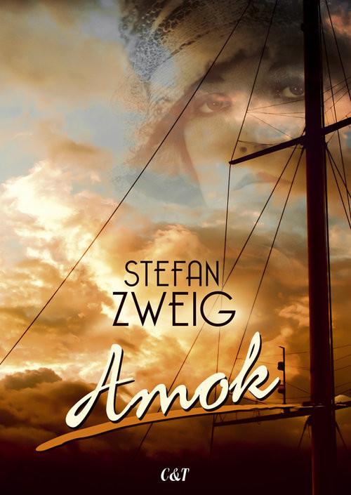 okładka Amok, Książka | Zweig Stefan