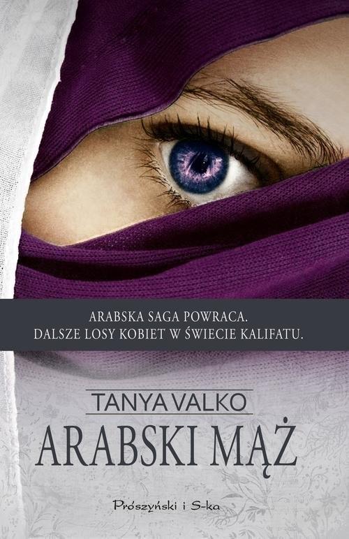 okładka Arabski mąż, Książka | Valko Tanya