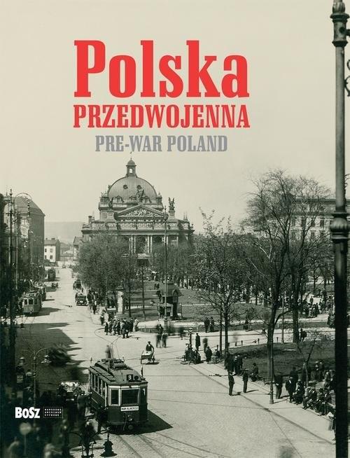 okładka Polska przedwojenna, Książka | Tazbir Janusz