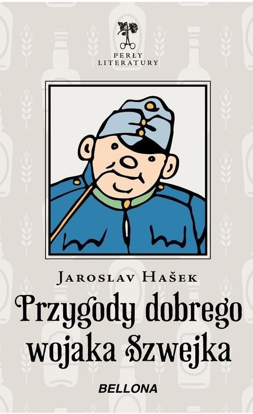 okładka Przygody dobrego wojaka Szwejka, Książka | Hasek Jaroslav