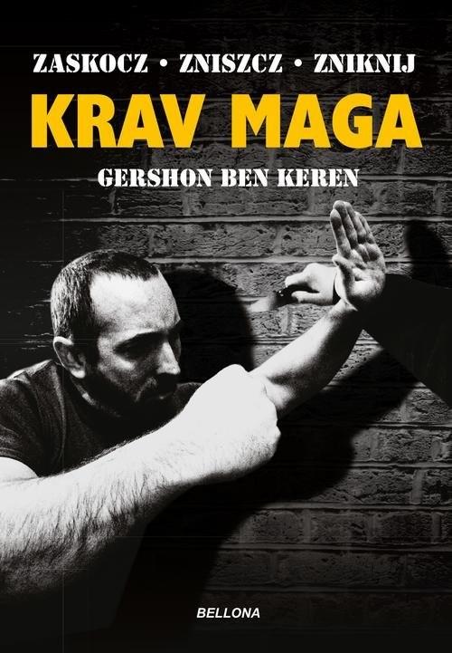 okładka Krav Maga, Książka | Gershon Ben Keren