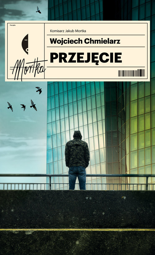 okładka Przejęcie, Książka | Chmielarz Wojciech