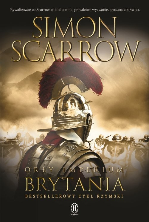 okładka Orły imperium 14 Brytania, Książka   Simon Scarrow