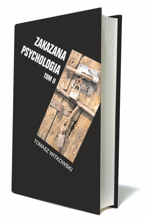 okładka Zakazana psychologia Tom 2 Nauka kultu cargo i jej owoce, Książka | Witkowski Tomasz