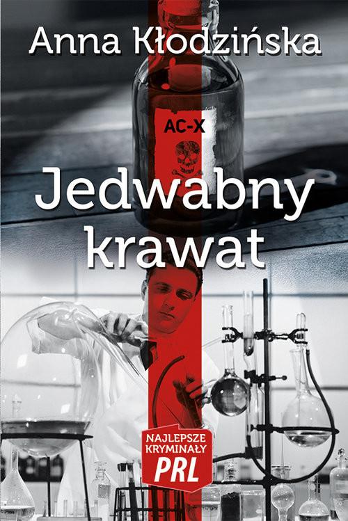 okładka Jedwabny krawat, Książka   Kłodzińska Anna