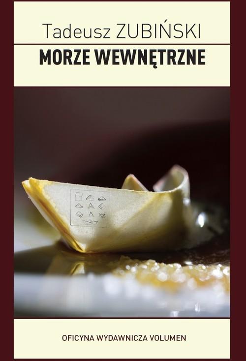 okładka Morze wewnętrzne, Książka | Zubiński Tadeusz