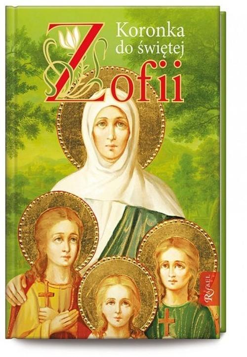 okładka Koronka do świętej Zofii, Książka | Pabis Małgorzata