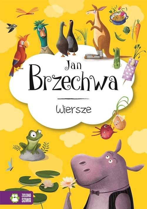 okładka Jan Brzechwa Wiersze, Książka | Jan Brzechwa