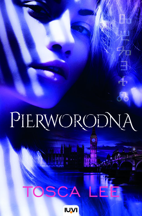 okładka Pierworodna, Książka | Lee Tosca