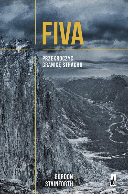okładka Fiva, Książka | Gordon  Stainforth