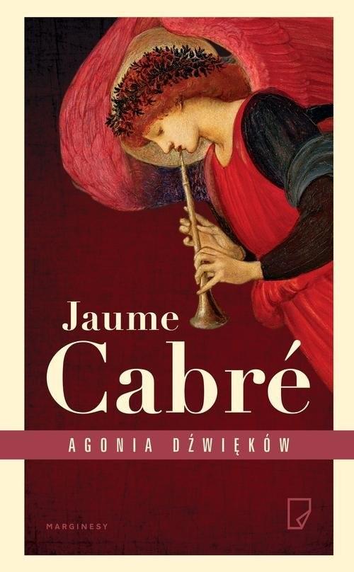 okładka Agonia dźwięków, Książka | Cabre Jaume