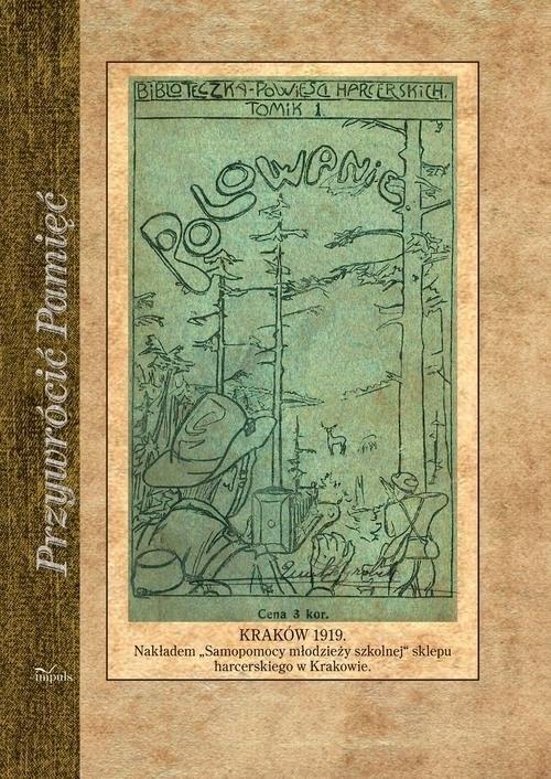 okładka Polowanie, Książka | Kawalec Romuald
