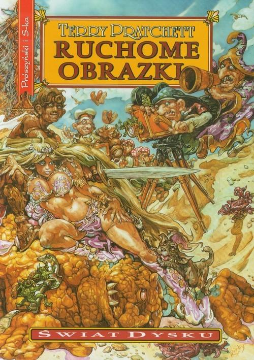 okładka Ruchome obrazkiksiążka |  | Pratchett Terry