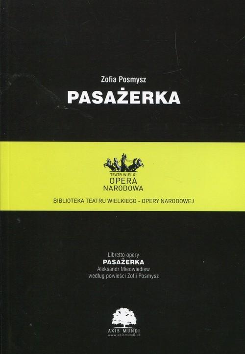 okładka Pasażerka, Książka   Zofia Posmysz