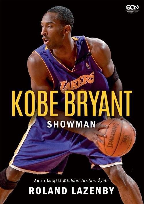 okładka Kobe Bryant Showman, Książka | Lazenby Roland