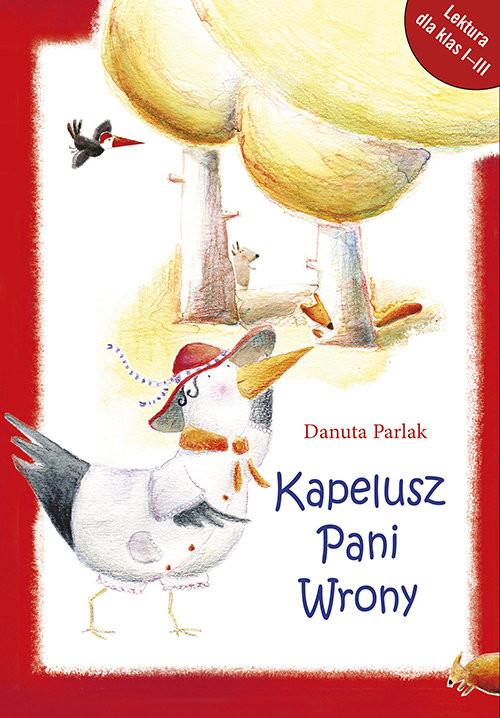 okładka Kapelusz Pani Wrony, Książka | Parlak Danuta