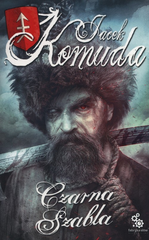 okładka Czarna szablaksiążka |  | Jacek Komuda