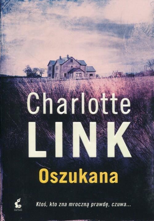 okładka Oszukana, Książka | Link Charlotte