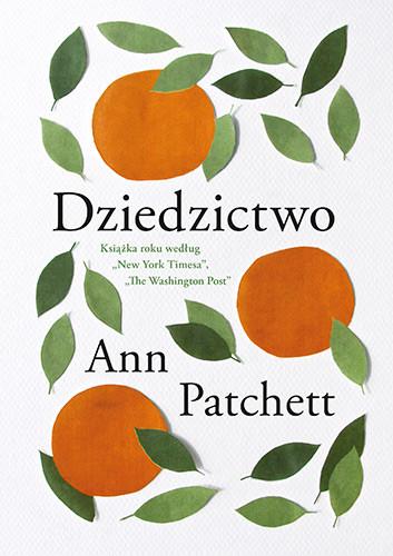 okładka Dziedzictwo, Książka | Patchett Ann