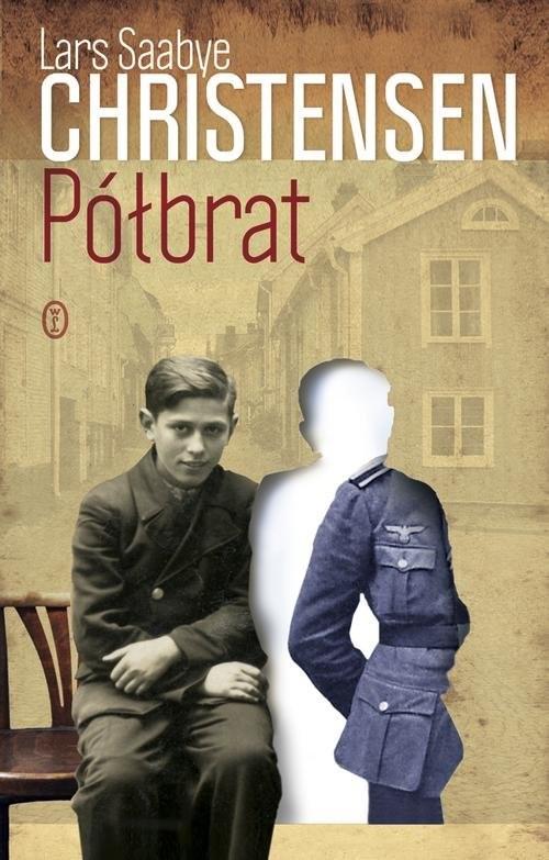 okładka Półbrat, Książka | Lars Saabye Christensen