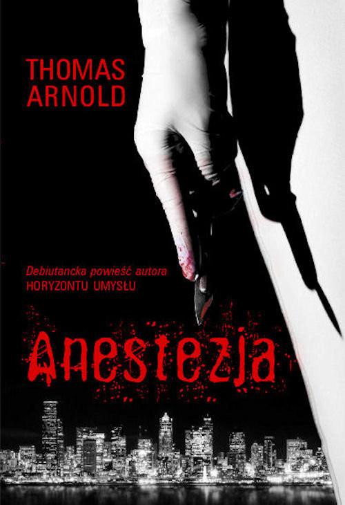 okładka Anestezjaksiążka |  | Arnold Thomas