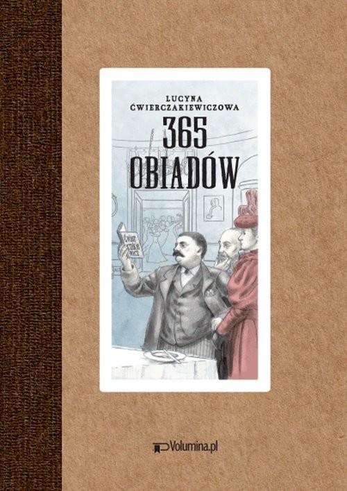 okładka 365 obiadów, Książka | Ćwierczakiewiczowa Lucyna