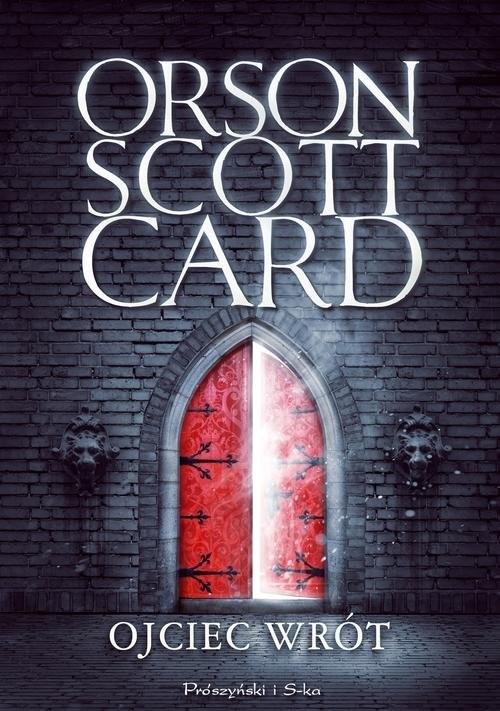 okładka Ojciec wrót, Książka | Card Orson Scott