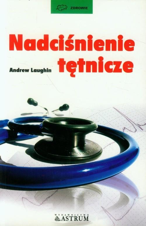 okładka Nadciśnienie tętnicze, Książka | Laughin Andrew