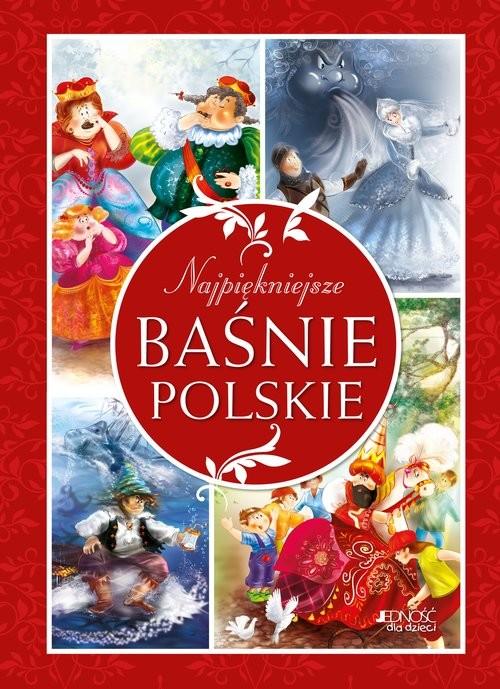 okładka Najpiękniejsze baśnie polskie, Książka   Skwark Dorota