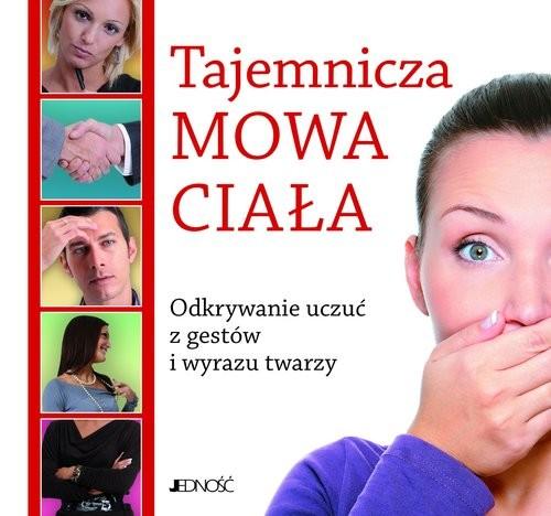 okładka Tajemnicza mowa ciała, Książka | Pacori Marco