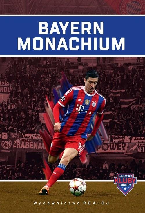 okładka Bayern Monachium, Książka | Muzyka Paweł
