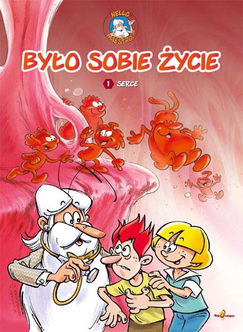 okładka Było sobie życie Komiks Komiks, Książka | Albert Barille