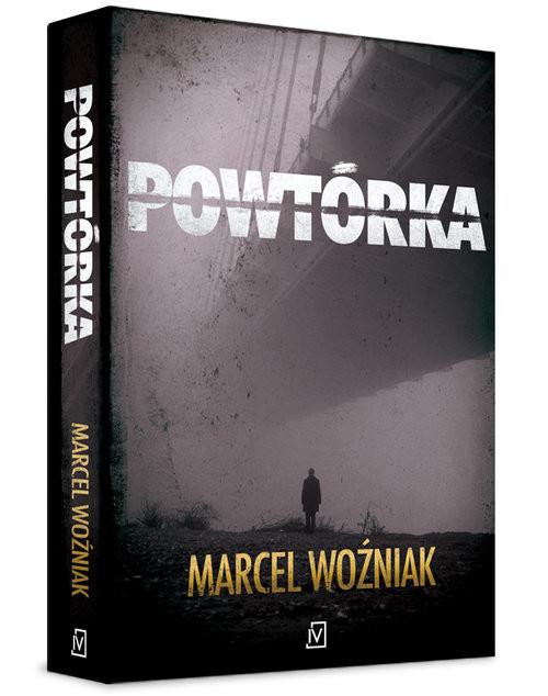 okładka Powtórka, Książka | Woźniak Marcel