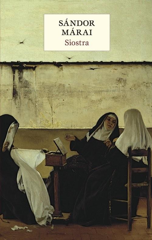 okładka Siostra, Książka | Sándor Márai