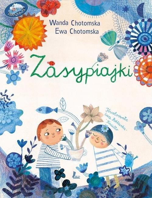 okładka Zasypiajkiksiążka |  | Chotomska Wanda