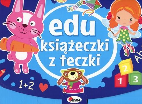 okładka Eduksiążeczki z teczki 2, Książka  