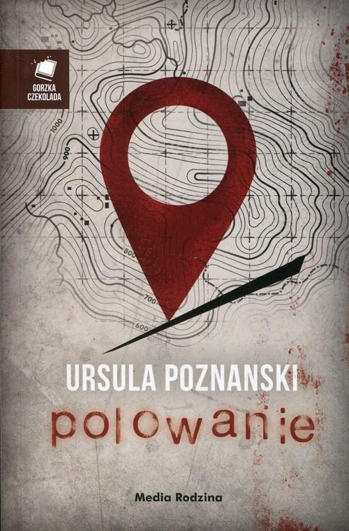 okładka Polowanie, Książka | Ursula Poznanski