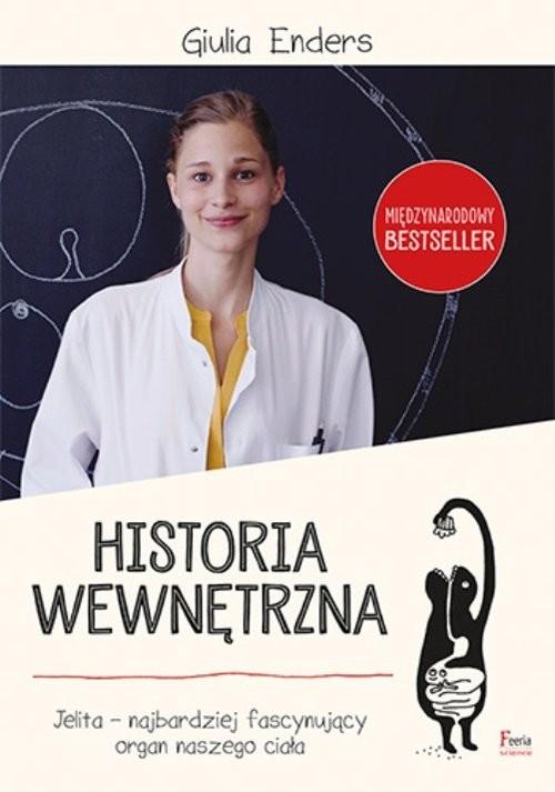 okładka Historia wewnętrzna, Książka | Enders Giulia