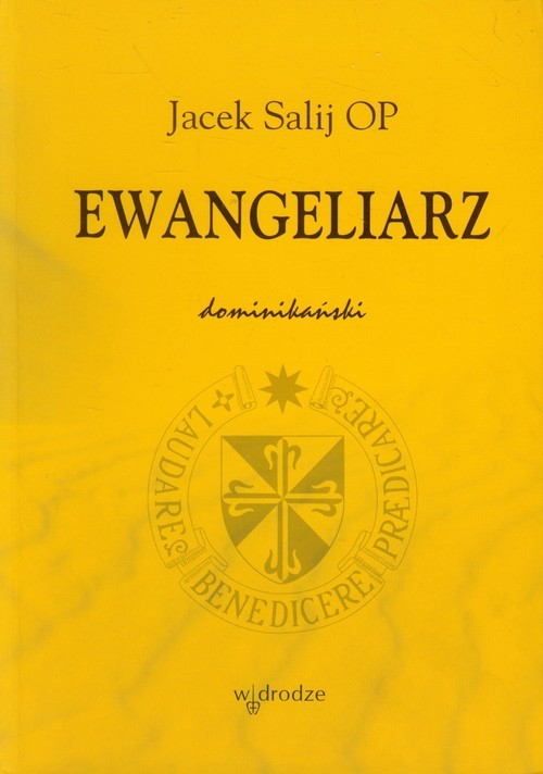 okładka Ewangeliarz dominikański, Książka | Jacek Salij