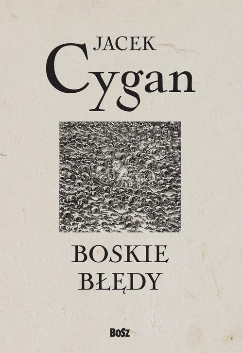 okładka Boskie błędy, Książka | Jacek Cygan