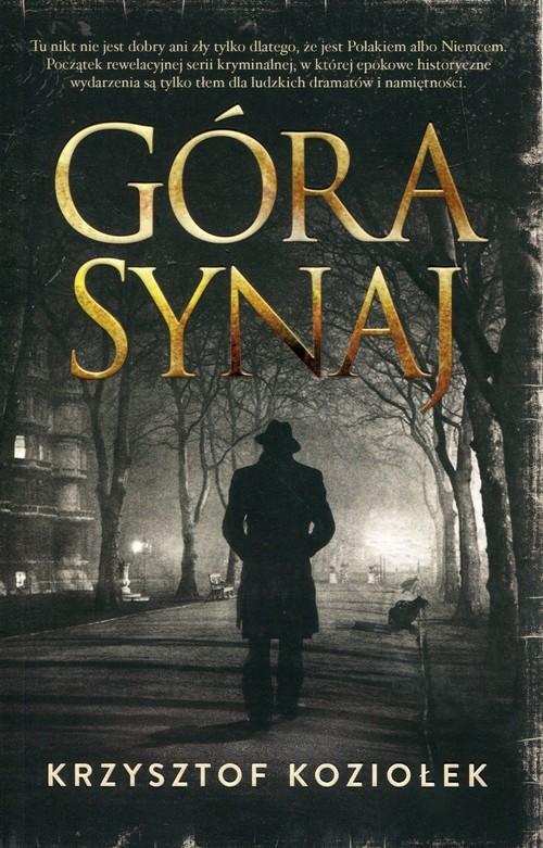 okładka Góra Synaj, Książka | Krzysztof Koziołek
