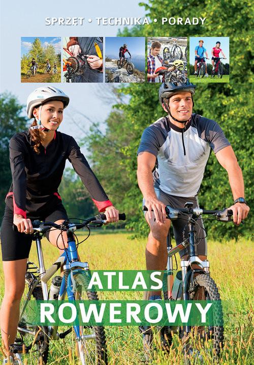 okładka Atlas rowerowy, Książka | Muszczynko Rafał