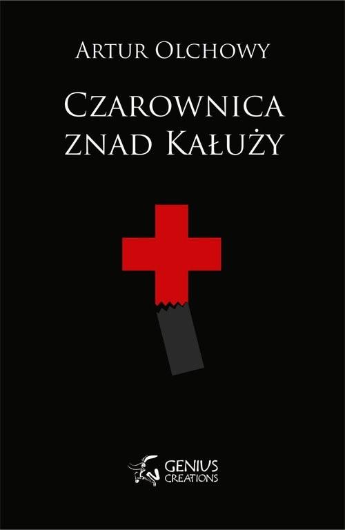 okładka Czarownica znad Kałuży, Książka | Olchowy Artur